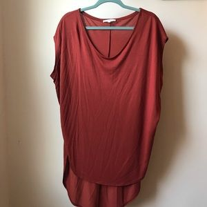 EUC Pure + Good Anthropologie Tunic Shirt/Dress